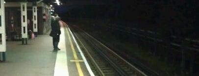 Hanger Lane London Underground Station is one of Underground Stations in London.