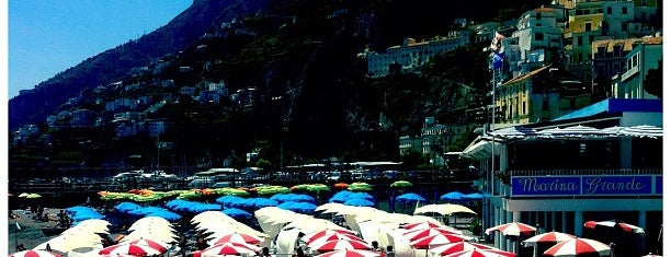 Amalfi is one of Italy to do list.