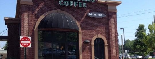 Starbucks is one of Keith 님이 좋아한 장소.