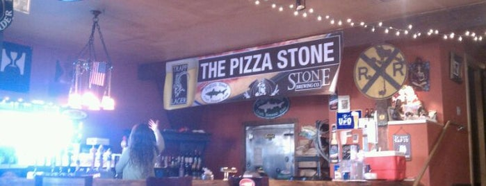 The Pizza Stone is one of A Pizza My Heart.