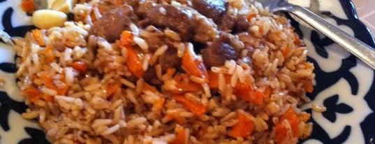 Баклажан is one of Восточная кухня | Eastern Diner.