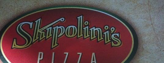 Skipolini's Pizza is one of Lieux qui ont plu à Michi.