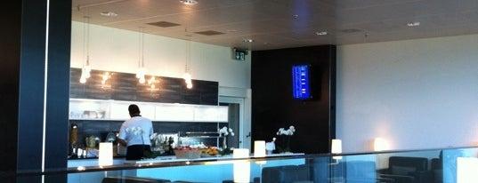 Dnata Skyview Lounge is one of Geneva (GVA) airport venues.