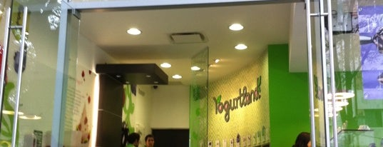 Yogurtland is one of ¡Recomendados Condesa/Roma!.