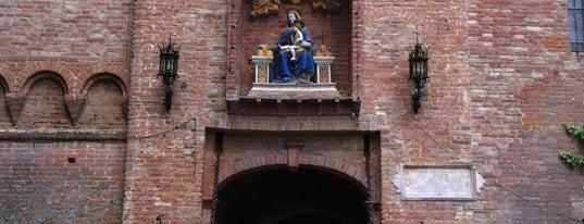 Abbazia di Monte Oliveto Maggiore is one of #invasionidigitali 2013.