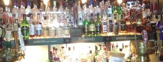 Kilpatrick's Publick House is one of Locais curtidos por Andrew.