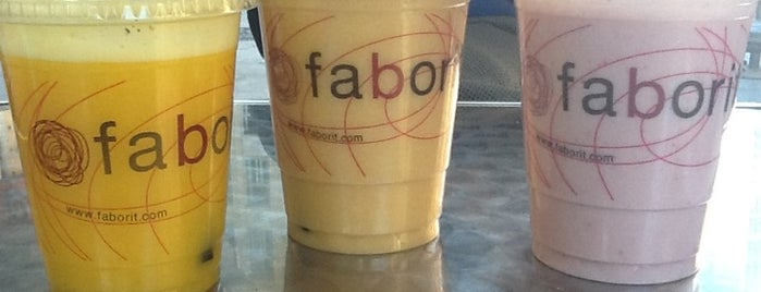 Faborit is one of Favorite eat&drink places in Madrid.