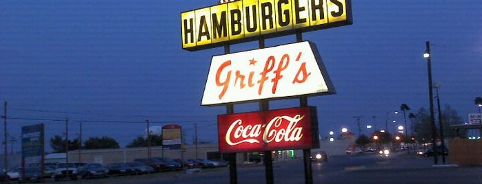 Griff's is one of Dallas.