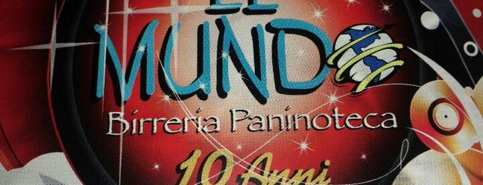 El Mundo is one of Best Pubs & Lounge Bar.