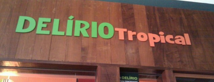Delírio Tropical is one of Orte, die Erlon gefallen.