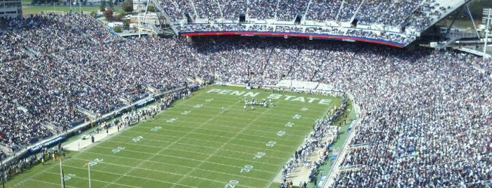 Beaver Stadium is one of Sports Venues.