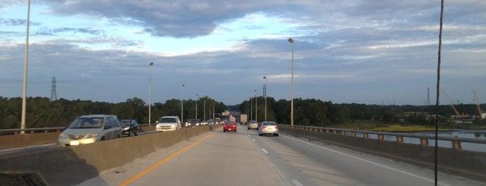 High Rise Bridge is one of Lugares favoritos de Dawn.