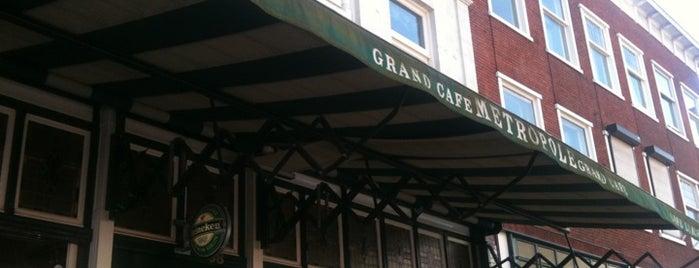 Grand Café Metropole is one of Misset Horeca Café Top 100 2012.