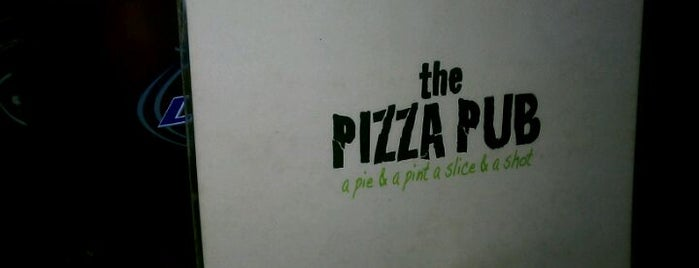 The Pizza Pub is one of NYC Craft Beer Week 2011.