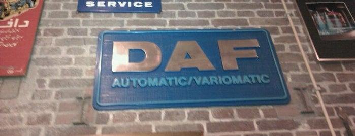 DAF Museum is one of Locais salvos de Adrián.