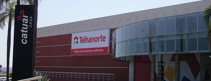 Telhanorte is one of Telhanorte - Paraná.