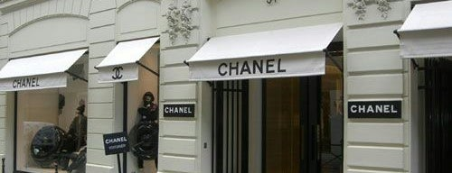 CHANEL is one of Relax in Paris.