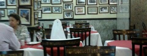 Restaurante Casa Santos is one of 🌆 SP - restaurantes (outros).