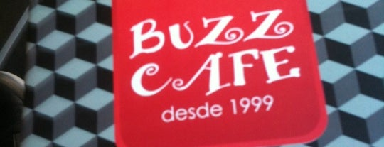 The Buzz Cafe is one of Tempat yang Disukai Maf.