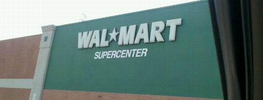 Walmart Supercenter is one of Latonia's Liked Places.