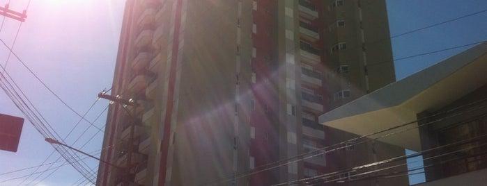 Rua Santos Dumont is one of Locais curtidos por Gisele.