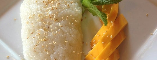 Dee's Thai Cuisine is one of Been.