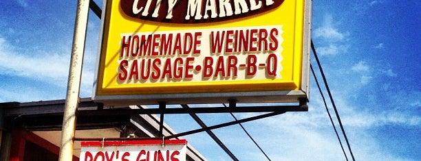 City Market is one of Schulenburg, TX.
