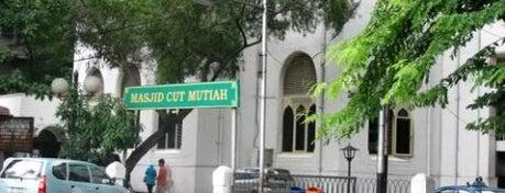 Masjid Cut Meutia is one of Jakarta. Indonesia.