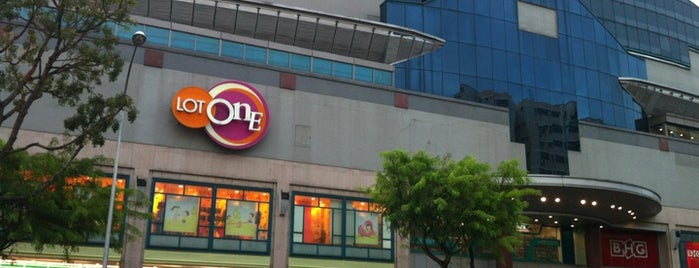 Lot One Shoppers' Mall is one of Frequents....