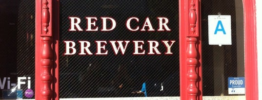 Red Car Brewery is one of LA & SD Breweries.