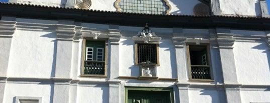 Catedral da Sé de Mariana is one of Ouro Preto.