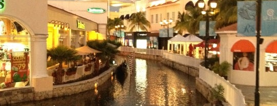 La Isla Shopping Village is one of Cancun.