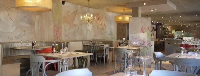 Pizzeria Angelo is one of Andorra sense gluten.