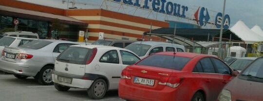 CarrefourSA is one of Istanbul - AVM - Malls.