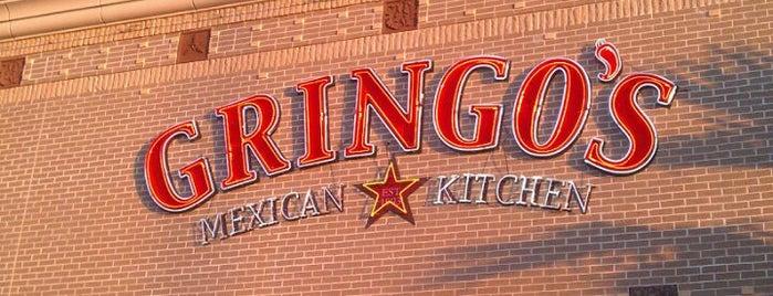 Gringo's Mexican Kitchen is one of rodney: сохраненные места.
