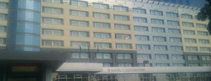 Гостиницы Ярославля (Yaroslavl Hotels)