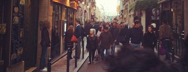 """Saint-Germain-des-Prés is one of """"BoBo"""" districts in Paris."""