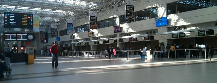 Aeropuerto de Antalya (AYT) is one of Airports - Europe.