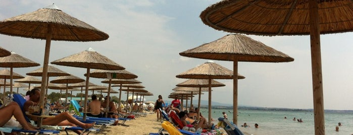 Φύκι Beach Bar is one of CLUB & BARS And Coffee.