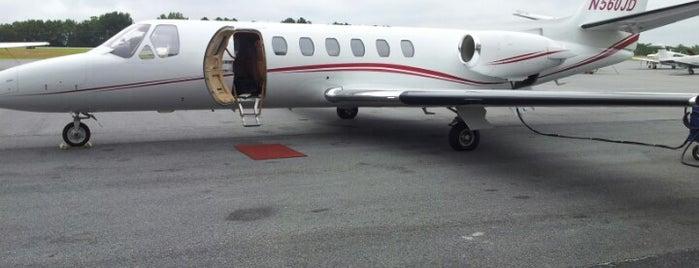 Cherokee County Airport is one of Michael 님이 좋아한 장소.