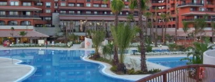 Puerto Antilla Grand Hotel is one of Journal.
