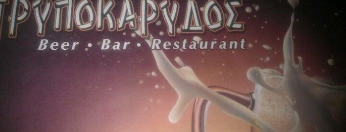 Τρυποκάρυδος is one of Fun.