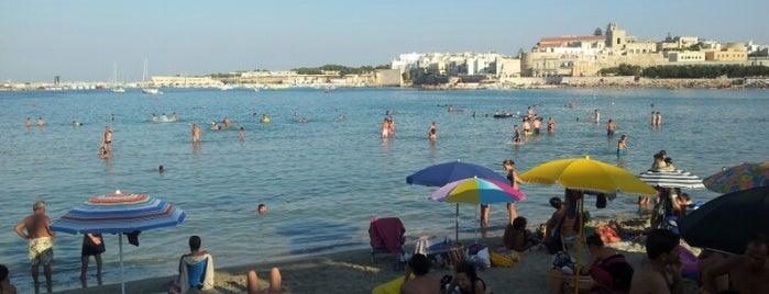 Lido di Otranto is one of Puglia.
