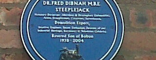 The Fred Dibnah Heritage Centre is one of Orte, die Carl gefallen.