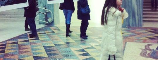 La Triennale di Milano is one of 101Cose da fare a Milano almeno 1 volta nella vita.