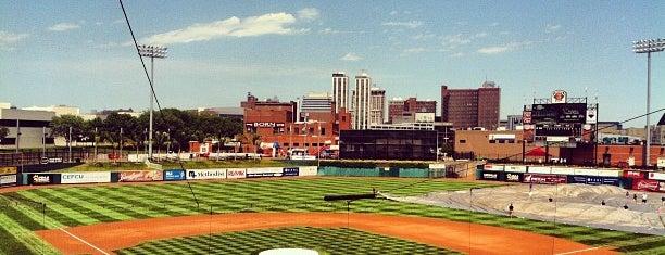 Dozer Park is one of Minor League Ballparks.