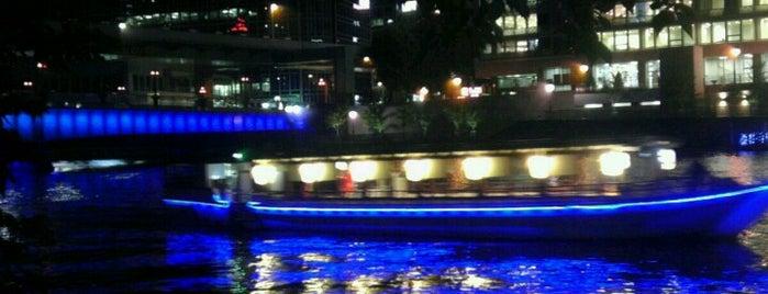 天満橋 is one of 日本夜景遺産.