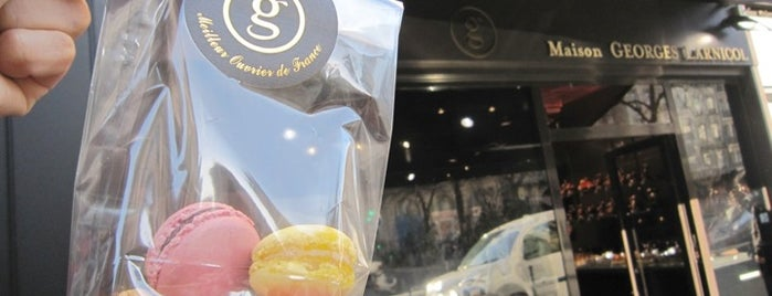 Maison Georges Larnicol is one of  Paris Eat .