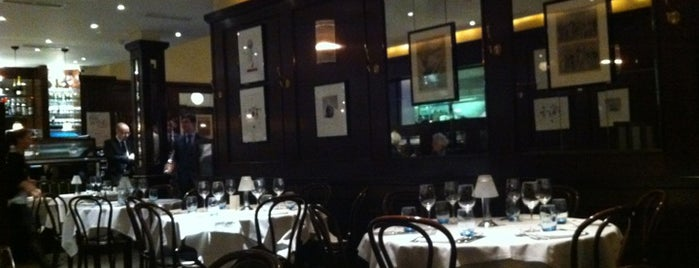 Galvin Bistrot de Luxe is one of Fooood.