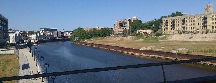 Marsupial Bridge is one of Milwaukee.